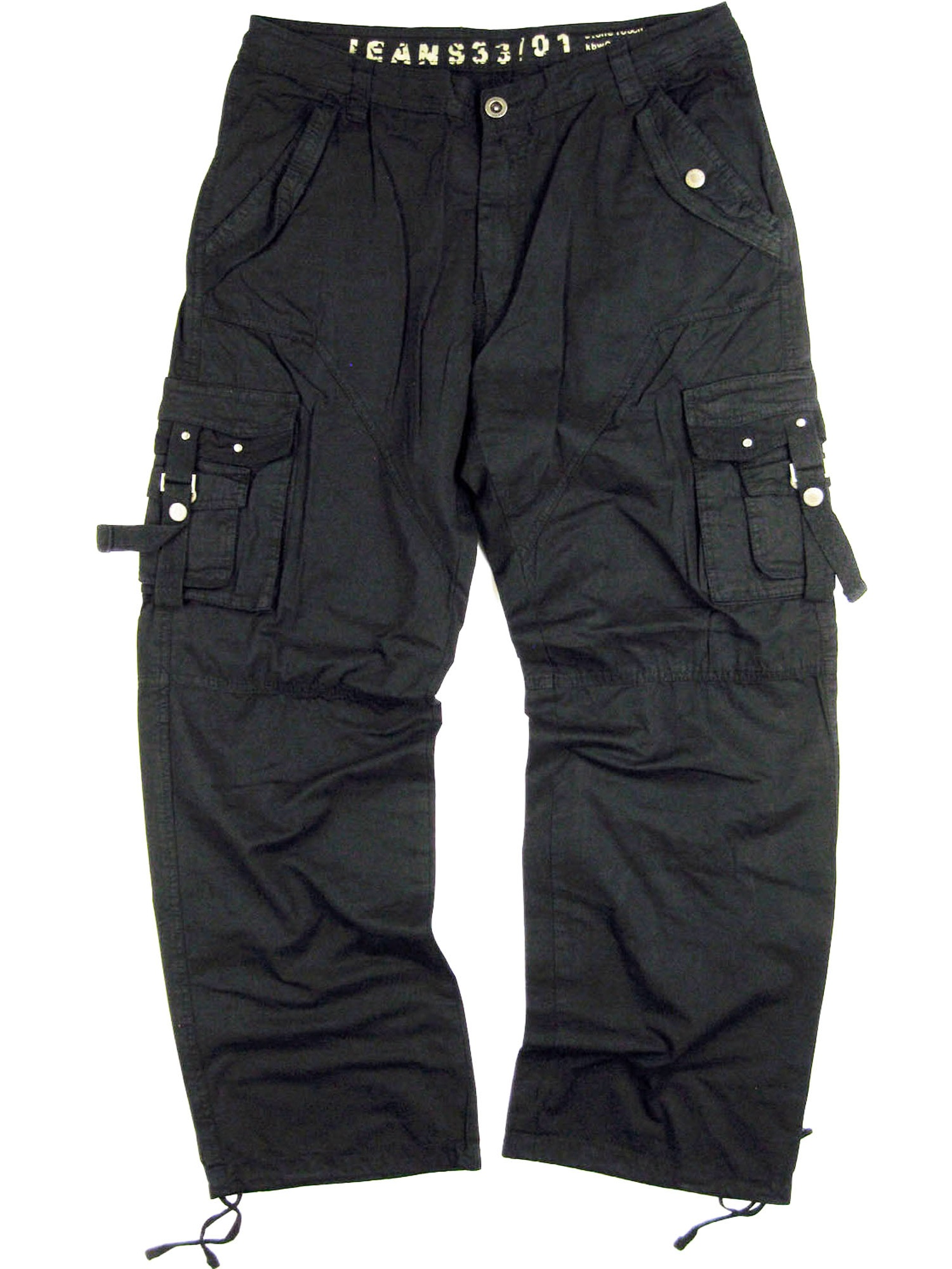 Men's Military-Style Cargo Pants Color #A8