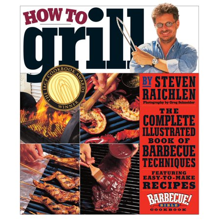 How to Grill - Paperback