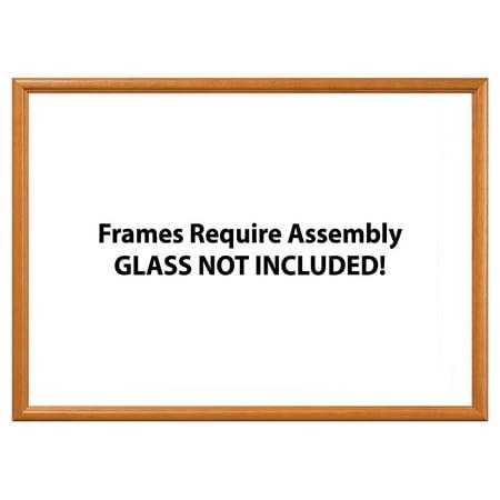 Jigsaw Parts - Wood Jigsaw Puzzle Frame (19-1/4