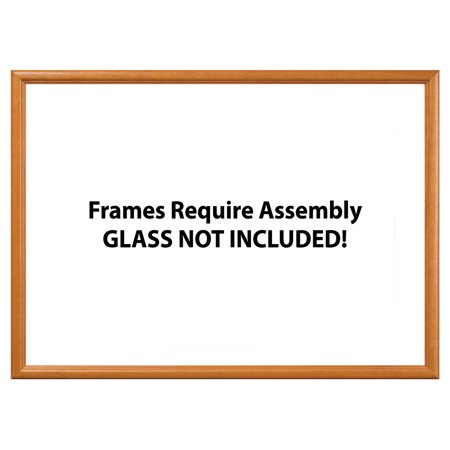 (Wood Jigsaw Puzzle Frame (19-1/4