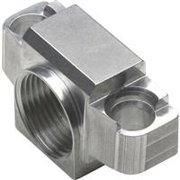 Axis Communication - 5503-131 - AXIS P33-VE Mounting Adapter for Surveillance Camera - Stainless Steel - Silver