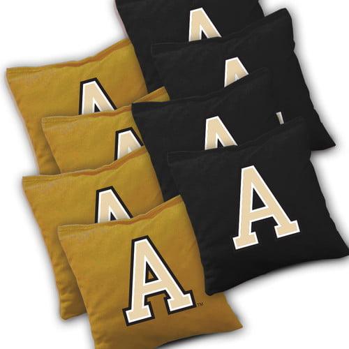 AJJ Cornhole NCAA Cornhole Bag (Set of 8) by AJJ Cornhole