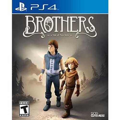 Refurbished Brothers - PlayStation 4