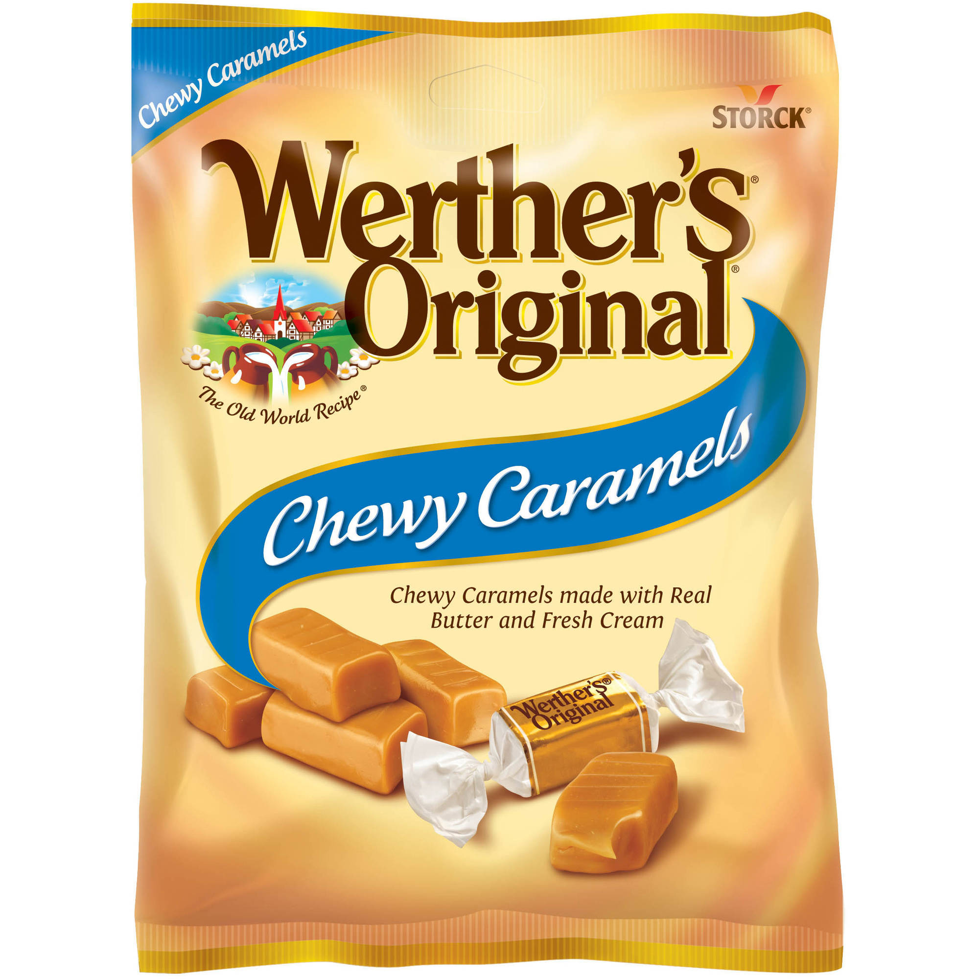 Werther's Original Chewy Caramels, 5 oz