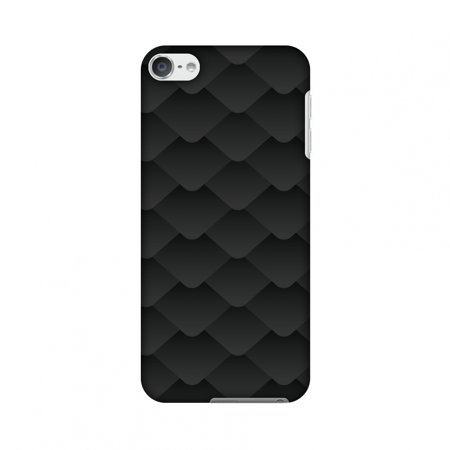 Carbon Fiber Ipod Touch Case - iPod Touch 6th Generation Case, Premium Slim Fit Handcrafted Printed Designer Hard Snap On Shell Case Back Cover for iPod Touch 6th Gen - Carbon Fibre Redux 12