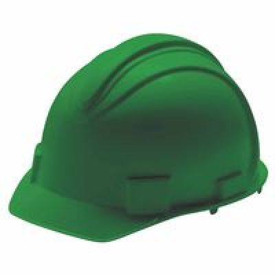 Jackson Safety Charger Hard Hats, Pinlock, Green