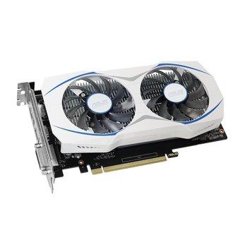 Asus GeForce GTX 1050 TI 4GB GDDR5 PCI Express Graphic Card