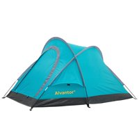 Tents for Camping 2 Person Outdoor Backpacking Lightweight Dome by Alvantor