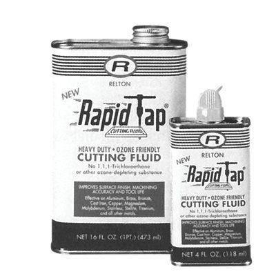Relton Rapid Tap  Metal Cutting Fluid - rapid tap cutting fluid1 gallon cans (Set of 4)