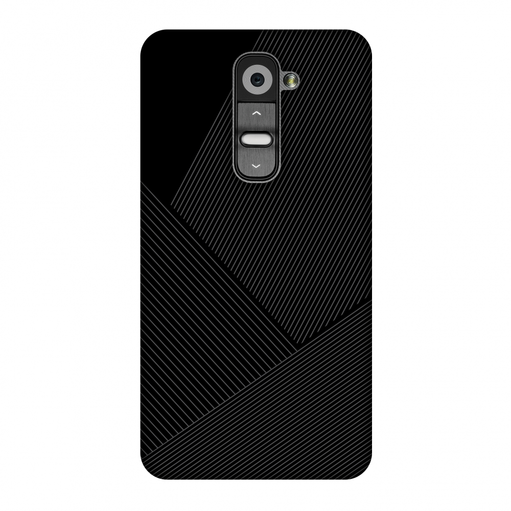LG G2 D802 Case, Premium Handcrafted Designer Hard Shell Snap On Case Printed Back Cover with Screen Cleaning Kit for LG G2 D802, Slim, Protective - Carbon Fibre Redux 1