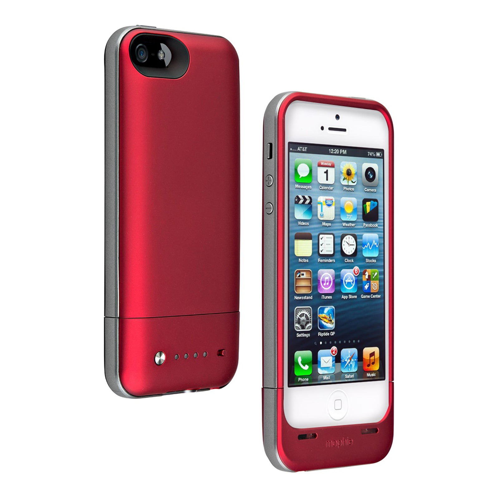lowest price 69435 6af5f iPhone 5/5SE/5S Mophie juice pack air made