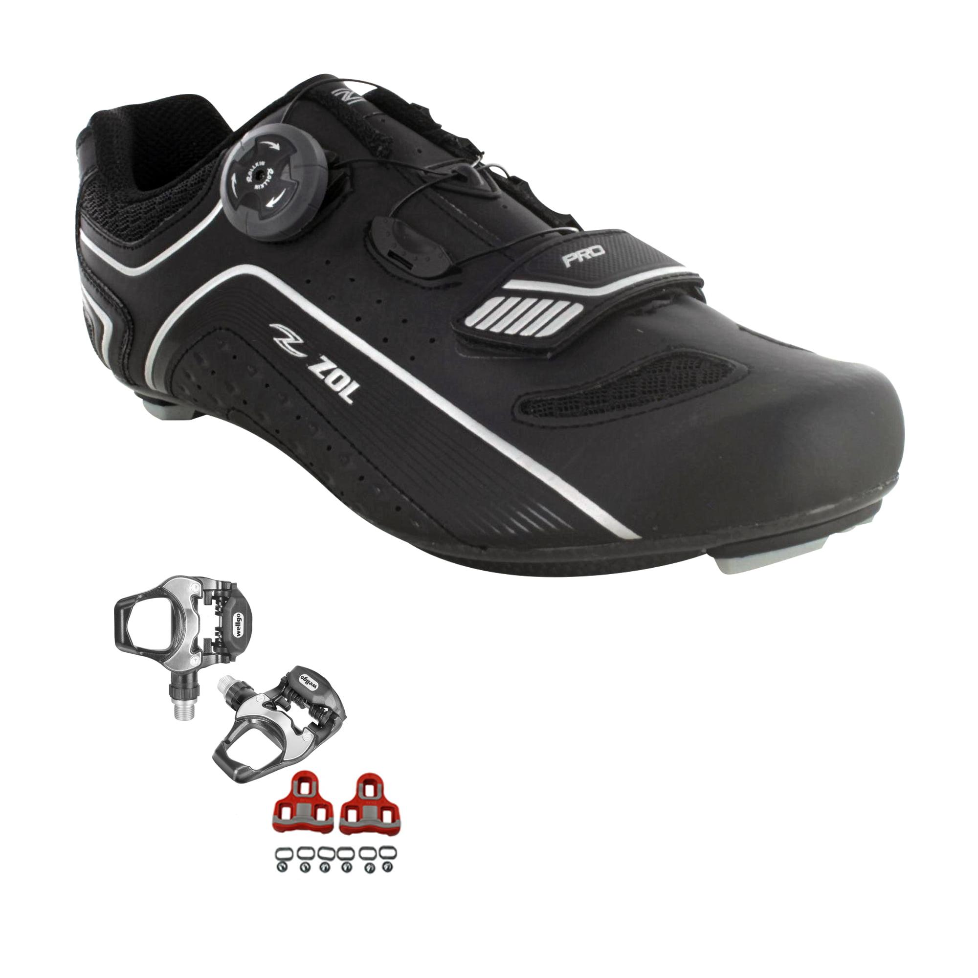 Men Women Unlocked Cycling Shoes Premium Lightweight Spin Bike Shoes Road Bike Shoes Indoor Cycling Shoes