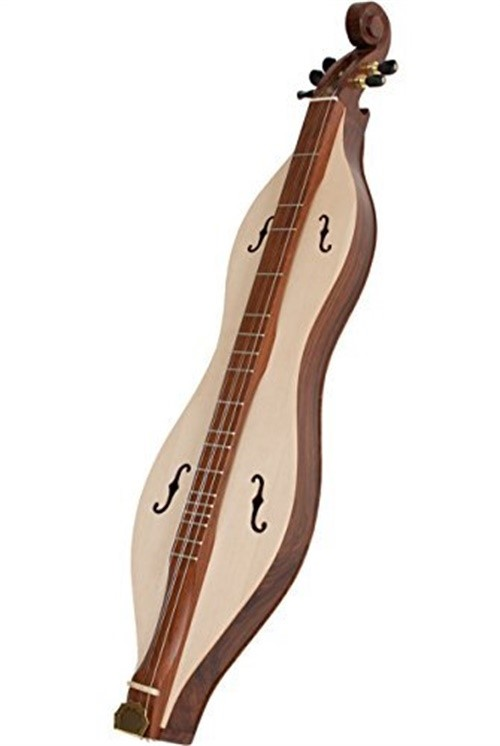 Emma Spruce Mountain Dulcimer 5-String by Roosebeck
