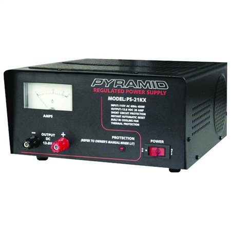 20-Amp Power Supply