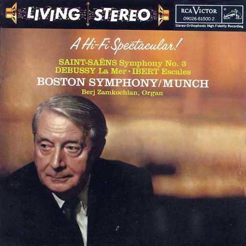 Saint-Saens: Symphony 3