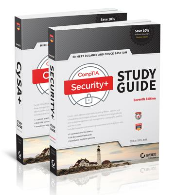 Comptia Complete Cybersecurity Study Guide 2-Book Set : Exam Sy0-501 and Exam Csa-001