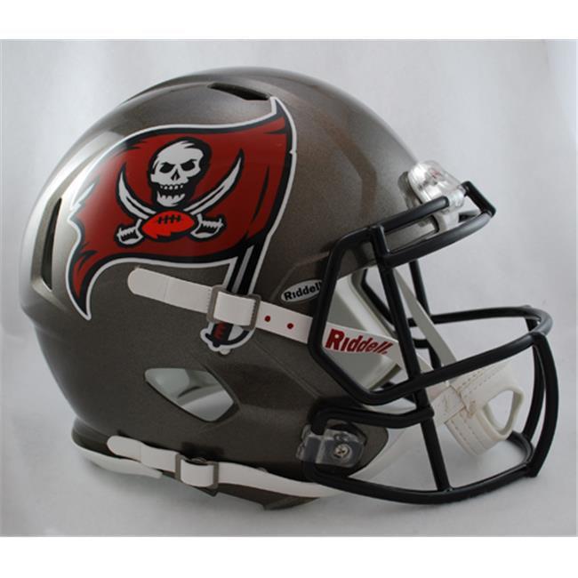 Creative Sports Enterprises RDRSA-BUCS Tampa Bay Bucs Riddell Speed Revolution Full Size Authentic Proline Football