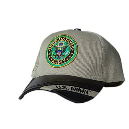 e0fdbd9ad2fd0 US Honor Official Embroidered Two Tone Army Logo Baseball Caps Hats -  Walmart.com