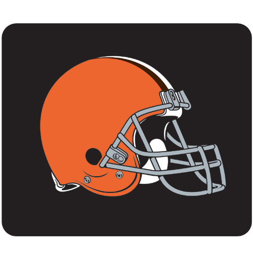 Cleveland Browns Official NFL Mouse Pad by Siskiyou 252105