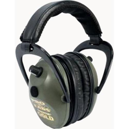 PRO EARS PREDATOR GOLD ELECTRONIC EARMUFF 26 DB BLACK