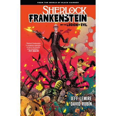 Sherlock Frankenstein Volume 1: From the World of Black Hammer - eBook (Black Frankenstein)