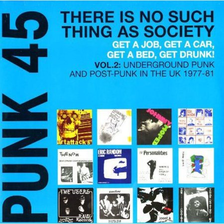 Punk 45: 2 Underground Punk In Uk 1977-1981 / Var