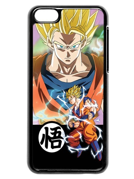 Dragon Ball Z Son ON FIRE 3 iphone case