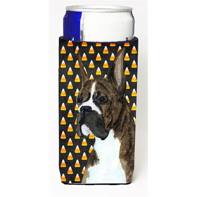 Boxer Candy Corn Halloween Portrait Michelob Ultra s For Slim Cans - 12 oz. - image 1 de 1