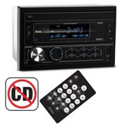 Boss 802UA Double-DIN Mechless AM/FM Receiver