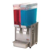 CRATHCO E29-3 Cold Beverage Dispenser,2.4 Gal,2 Bowls