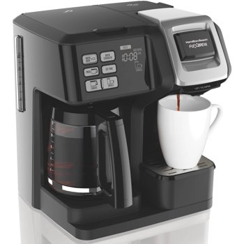 Hamilton Beach FlexBrew Programmable Coffee Maker