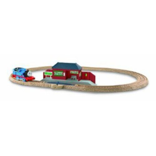 Fisher-Price Thomas & Friends Busy Day Train Set