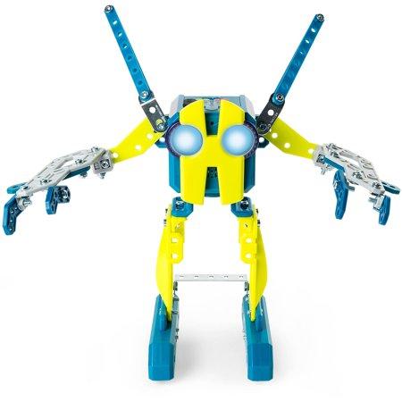 Meccano Erector Micronoid Code A C E  Buildable Interactive Robot