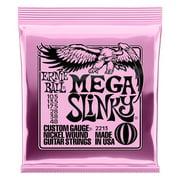 Ernie Ball 2213 Mega Slinky Electric Guitar Strings, 10.5-49