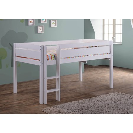 Canwood whistler storage loft bed with desk bundle white - Canwood whistler ...
