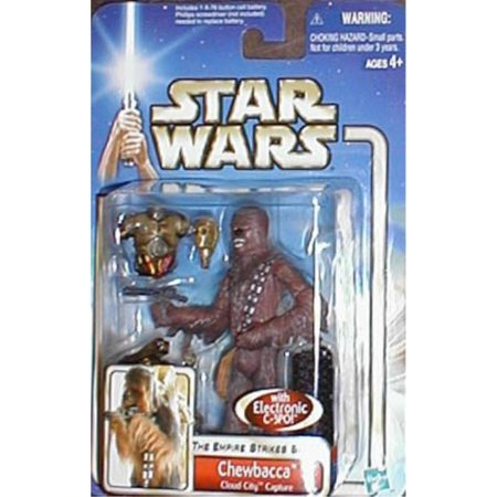 Star Wars The Empire Strikes Back Figure: Chewbacca (Cloud City Capture) ()