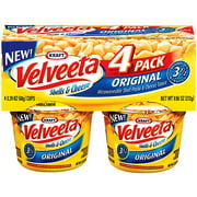 Kraft Original Velveeta Shells & Cheese, 4ct