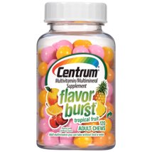 Multivitamins: Centrum Flavor Burst