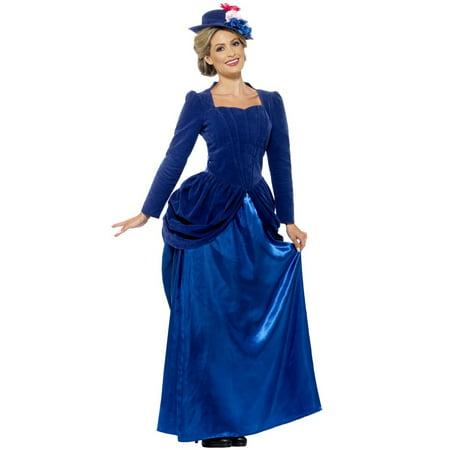 Victorian Vixen Adult Costume (Victorian Mens Costumes)