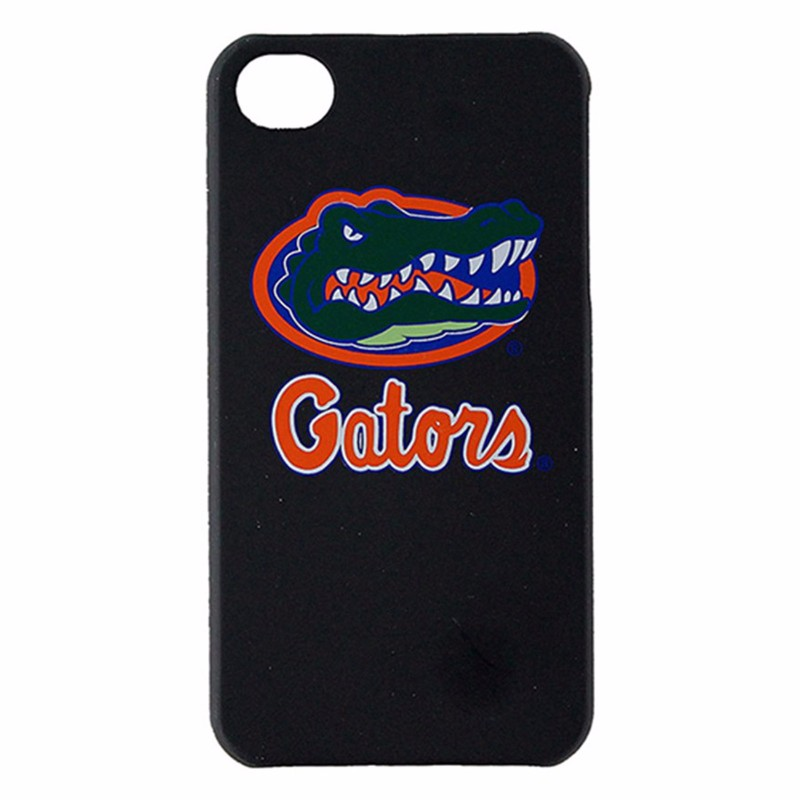 Tribeca Varsity Hardshell Case for Apple iPhone 4/4s - Black / Florida Gators