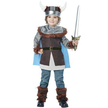 Valiant Viking Toddler (Men's Mighty Viking Costumes)