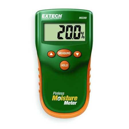 EXTECH MO280 Pinless Digital Moisture Meter by Extech