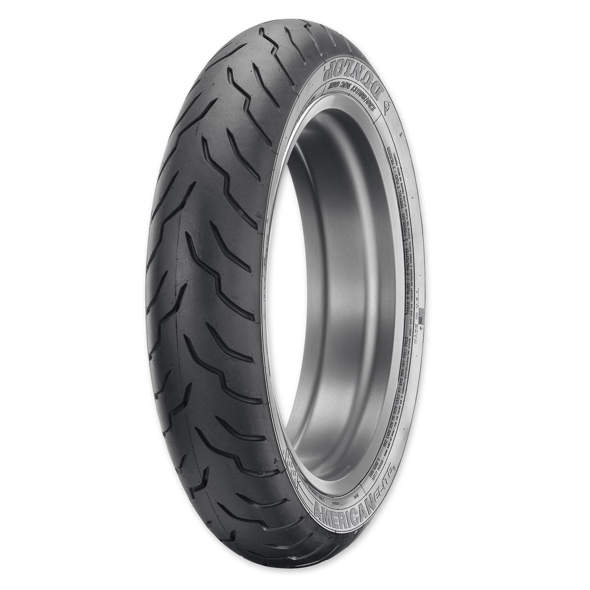 Dunlop American Elite Front Motorcycle Tir