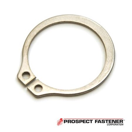 Rotor Clip DSH-32SG 32 mm. External Retaining Ring Stainless Steel Passivated Pack of 5 - image 1 de 1