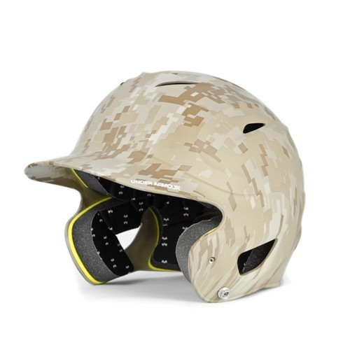Under Armour Youth Military Camo Batters Helmet UABH-110MC Military