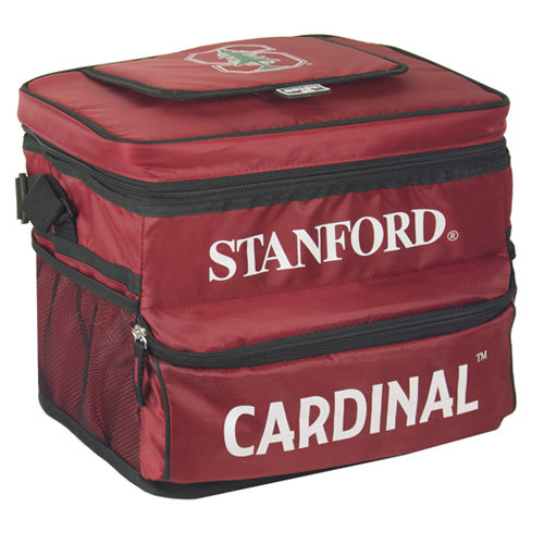 NCAA Stanford University 18-Can Cooler with Removable Hardliner