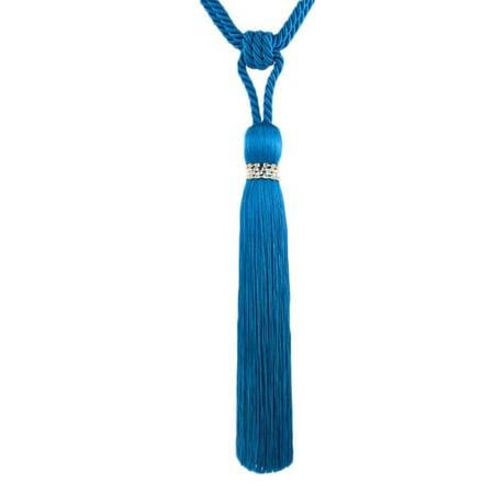 Multi-Color Window Treatment Curtain Drapery Tassel Rope Tieback/Holdback New - image 4 of 5
