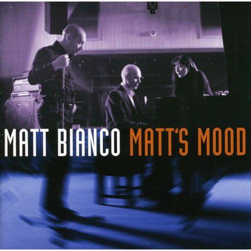Matt Bianco (Ft Basia) - Matts Mood [CD]