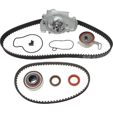 OE Replacement for 1998-1998 Honda Odyssey Engine Timing Belt Kit with Water Pump (EX /