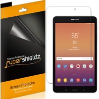 [3-pack] Supershieldz for Samsung Galaxy Tab A 8.0 inch (2017) [SM-T380] Screen Protector Anti-Bubble High Definition (HD) Clear Shield